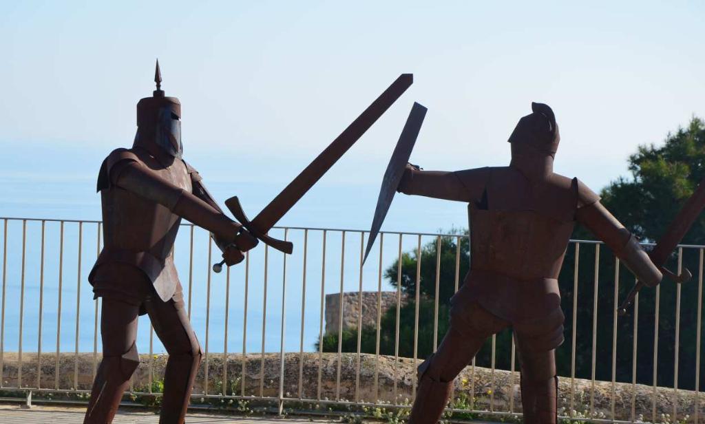 Freilernen in Alicante für Tolkienfans