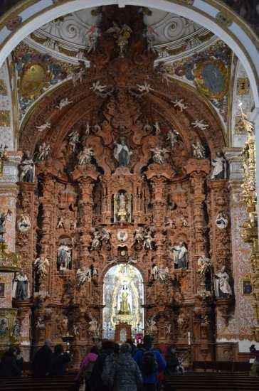 Iglesia Virgen del Carmen Antequera