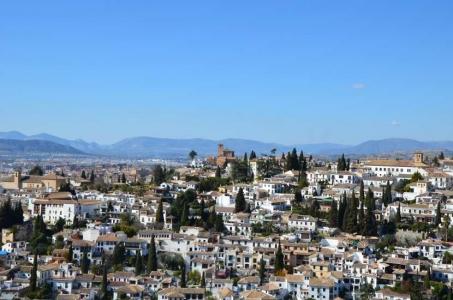 Geschichte Freilernen in der Alhambra Granada