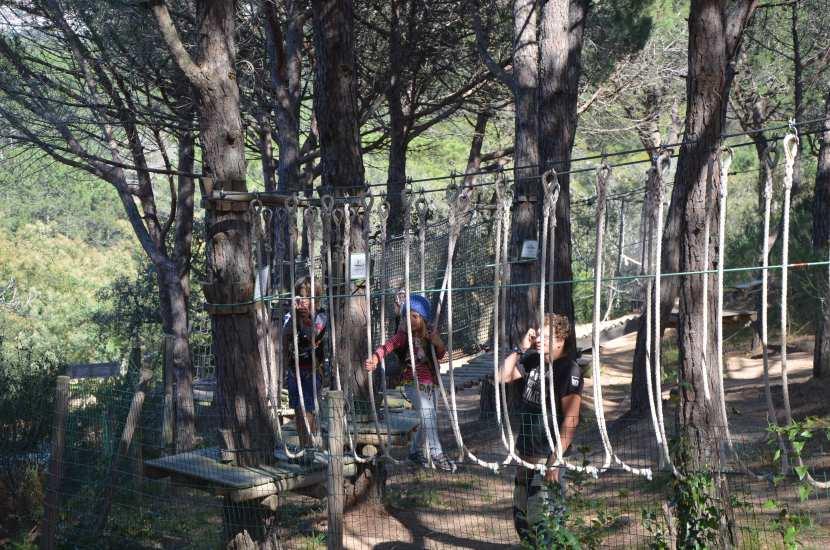 Parc Aventura Sant Feliu de Guixols