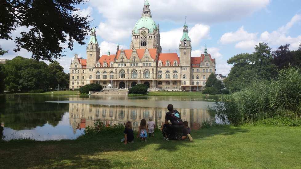 Niedersachsens Landeshauptstadt Hannover