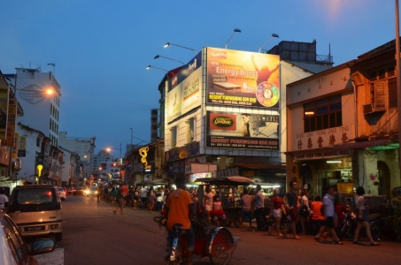 Visa Run Penang Malaysia