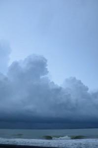 Regen im Paradies