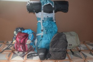 Packliste Mit Kindern als Backpacker reisen