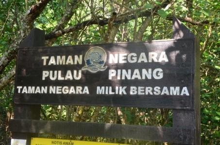 Penang Nationalpark